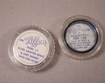 Tiffen Series V and Plus 2 Filters Set of Two