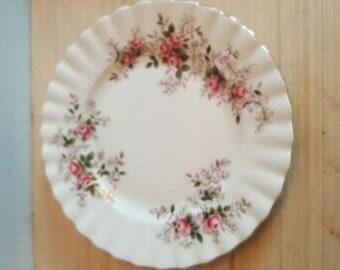 Royal Albert Lavender Rose Side Plates