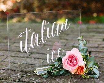 Custom acrylic sign, wedding sign, custom acrylic wedding sign, Acrylic wedding signs, Acrylic wedding sign