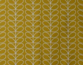 Orla Kiely Linear Stem Dandelion Curtain Blind Upholstery Craft Fabric