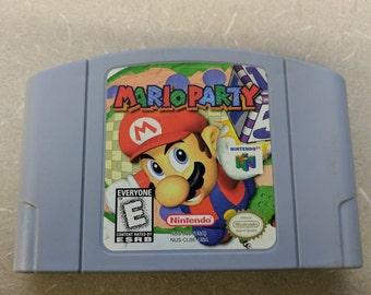 Mario Party 1 Nintendo 64