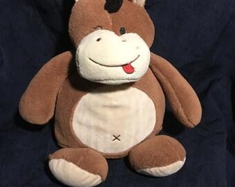Personalized stuffed animal, custom plush animal,