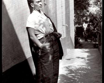 Frida Kahlo Photograph, Frida Kahlo Art, Frida Poster, Mexico, Frida, Frida Wall Art, Frida Art, Mexican Artist, 1940s Photograph, Book Page