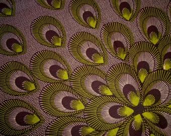 Hitarget African Wax Print Fabric