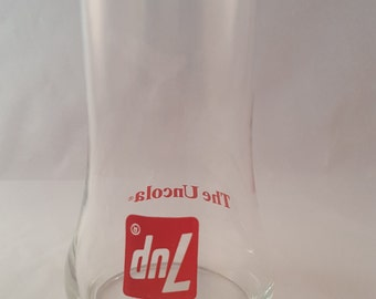 7 Up - The Uncola Glass