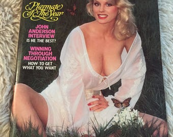 Vintage playboy magazine june 1980