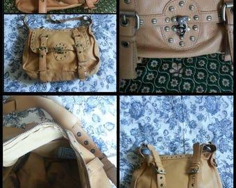 Messenger leather Vintage Bag