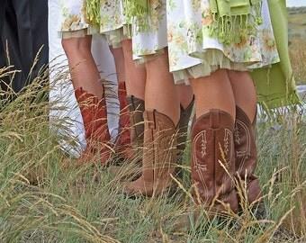 Cowboy Boots handmade