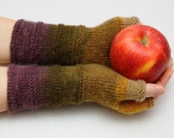 Knit Mitts Fingerless gloves fingerless Mittens Wife Gift for Her Winter gloves Valentines day Womens gift ideas Mom Gifts for mom gift idea