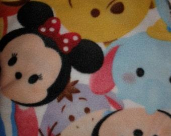 Fleece Disney Emoji Blanket with FREE Matching Pillowcase