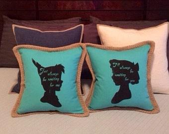 Peter Pan Pillows