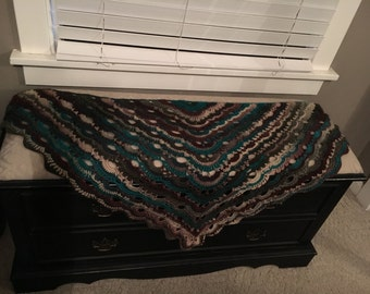 Virus Shawl