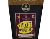 Gilmore Girls - Luke's No-Nonsense Special 8 oz - Roasted to Order Coffee - Gilmore Girls Coffee, Stars Hollow - Boca Java