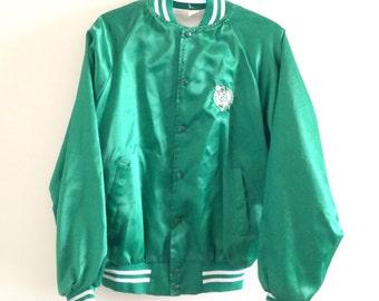 Boston Celtics Vintage Jacket