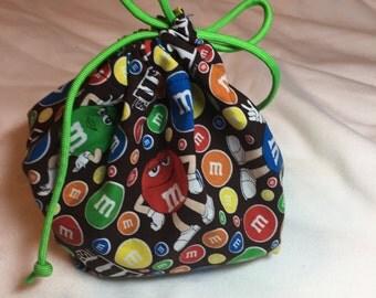 Boo boo bag set;rice filled heat bag; rice filled cool bag;boys gift; gift set;teacher gifts;M&Ms, airplanes, drawstring bag