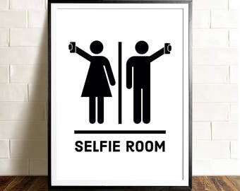 funny bathroom art printable art selfie room bathroom signs bathroom wall decor