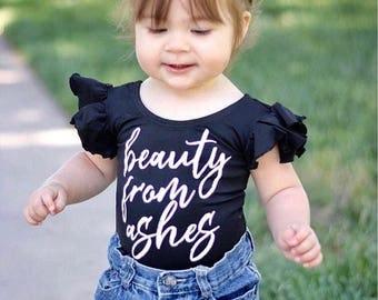 PRESLEYS baby girl toddler destroyed distressed ombre studded roll up denim jean shorts