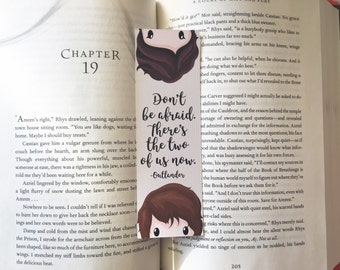 Don't be Afraid Bookmark