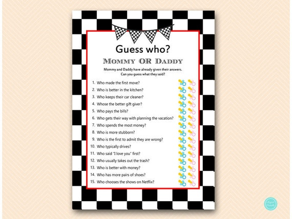 It's just an image of Handy Guess Who Mommy or Daddy Free Printable