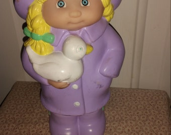 Cabbage patch doll bank