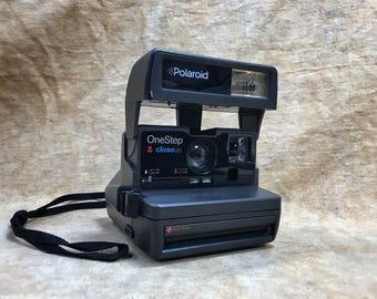 Working Polaroid OneStep CloseUp Camera // Tested Works