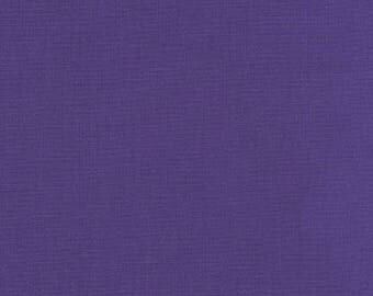 Tulip, Kona Cotton Solids, Purple Solid Fabric, Solid Fabrics, Kona by Robert Kaufman, 327
