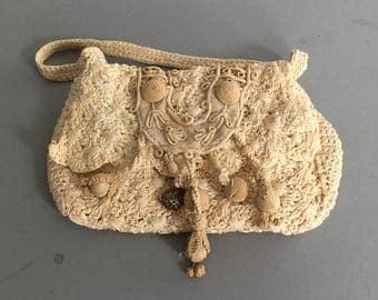 Handmade antique Edwardian purse