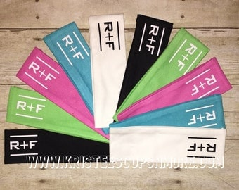 ON SALE! Limited TIME R+F Headbands RFHB191921