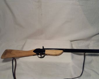 Vintage Children's Toy - Hunting Rifle
