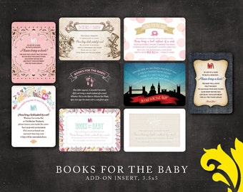 ADD-ON . books for baby insert