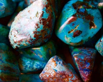 Top Quality Shattuckite Tumbled Stone, Tumbled Shattuckite, Reiki Healing, Crystal Quartz, Mineral Specimens, Gemstone,Crystal Quartz,Chakra