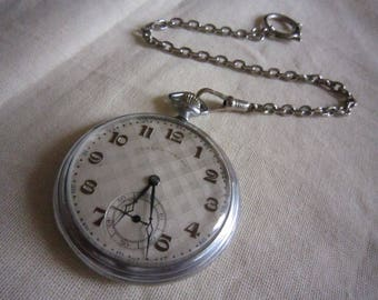 Pocket Watch collection L.F. and in perfect working order revised