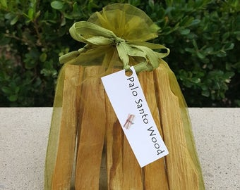 Palo Santo, Holy Wood, Palo Santo Wood, Palo Santo Incense, Smudge Stick, Energy Cleansing