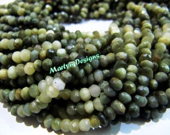 SALE- Exclusive Cats Eye Beads , Sold per Strand 13 inch long , Rondelle Faceted Beautiful Catseye Beads, 3-4mm Size Cats Eye Gemstone Beads