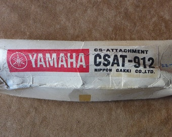 Yamaha Cymbal Stand Extension CSAT-912 1980s Drum Hardware