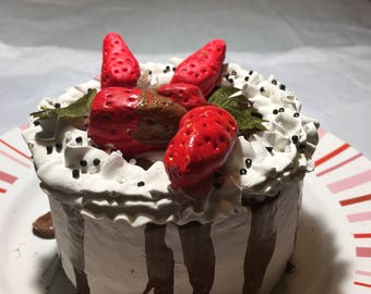 Stawberry cake