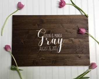 alternative wedding guest book, wedding guest book alternative, rustic wedding decor, guest book, wedding guest book, wooden guest book