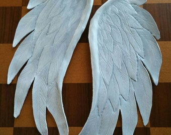 Leather Angel Hat or Jacket Wings
