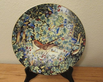 "Robert Haviland & C. Parlon ""The Enchanted Forest"" 1984 Liomoges France Limited Ed. Plate"