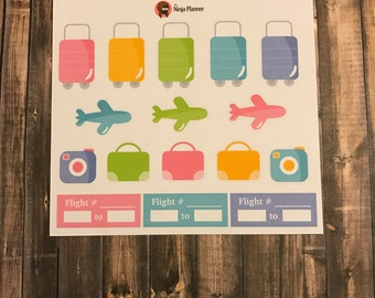 Take Flight Stickers