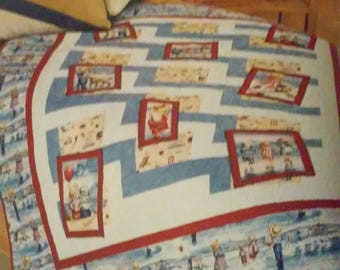 Seaside Friends quilt kit by Pine Tree Country Quilts
