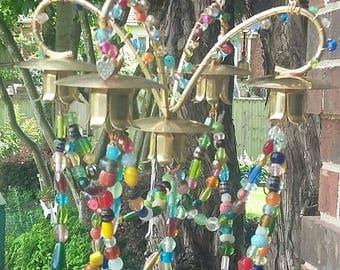 Garden Chandelier - Handmade, One-of-a-kind, Original