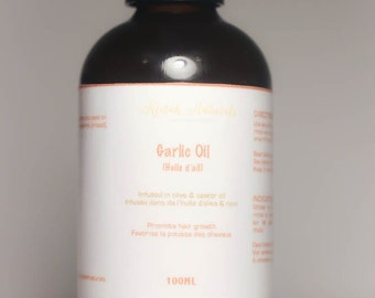 Garlic Oil (100ml)