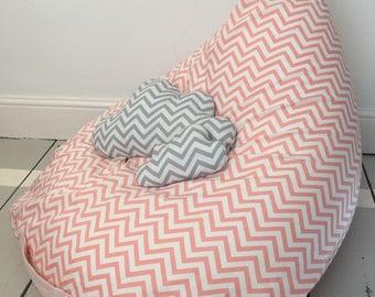 Pyramid Bean Bag Cover