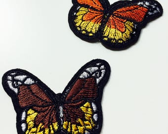 Sale | Patches | Patch | Set | Hipster | Trendy | Emo | DIY | Fashion | Butterfly | Rainbow | Autumn | Retro