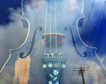 Reflections on a Violin