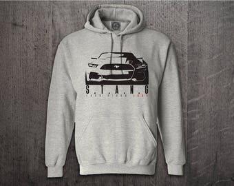 Ford Mustang hoodie, Cars hoodies, Ford hoodies, Mustang sweaters, Men hoodies, funny hoodies, Cars t shirts, Unisex Hoodies, Mustang shirts