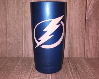 custom lightening yeti, custom yeti cup