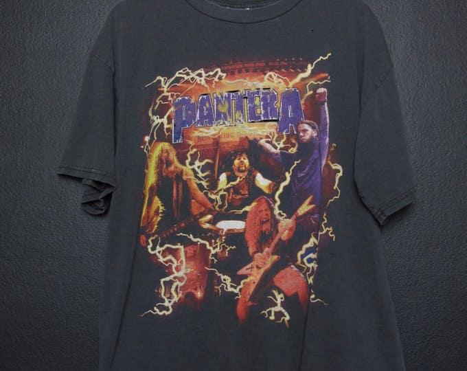 Pantera Tour Vintage Tshirt
