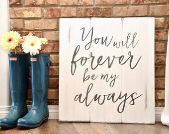 Forever Always Lg